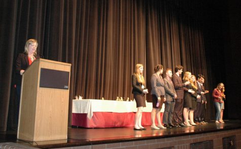 Debate team had their first competition at Lakeville South on Oct. 7. Park did not place in the competition.