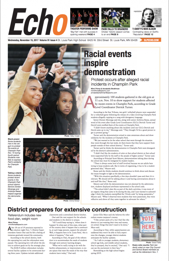 Echo issue 4, Nov. 15