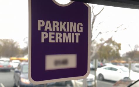 Parking passes do not guarantee spot