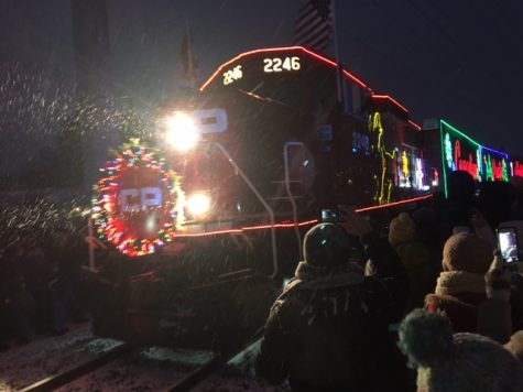 Holiday Train returns to Park