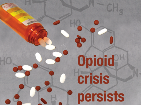 Opioid crisis persists