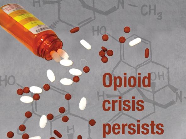 Opioid crisis persists