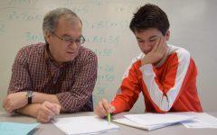 New full-time teacher in math resource center