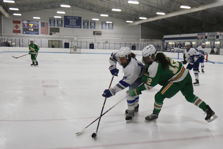 The Hopkins-Park hockey team lost to Edina 1-6 Jan. 6. The team will play Wayzata at the Plymouth Ice Center Jan. 9.