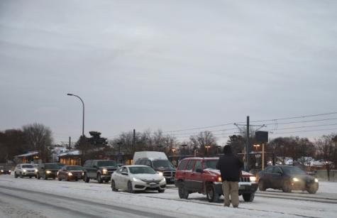 Winter creates danger for homeless population