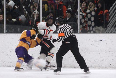 Boys' hockey loses to Chaska