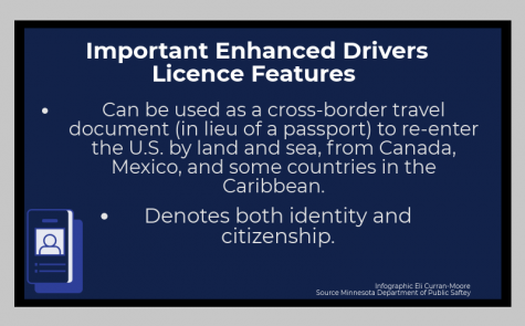 Enhanced driver's license available in Minnesota – The Echo