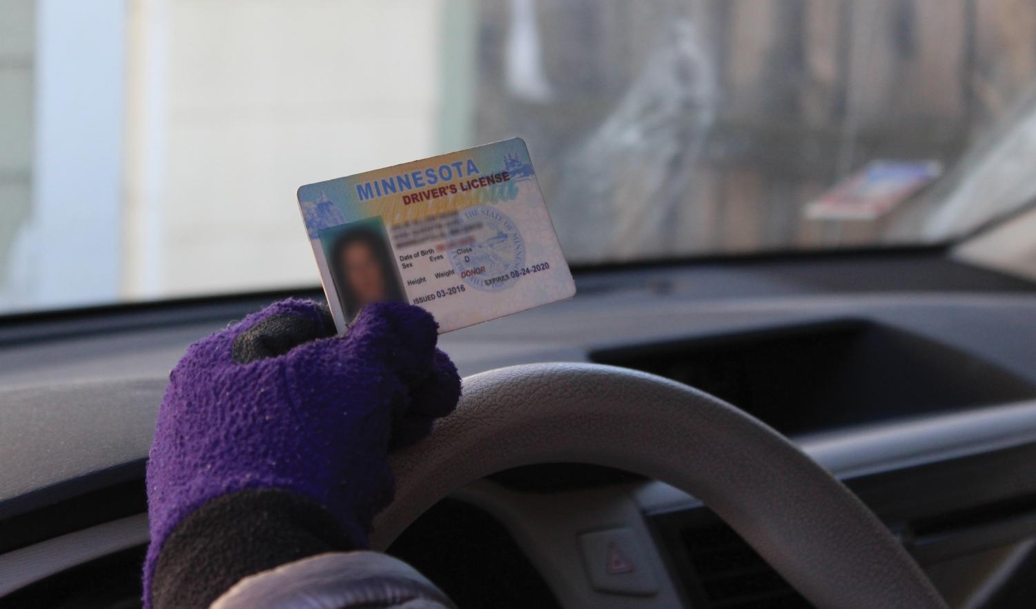 The Minnesota enhanced driver's licence serves as form of real ID, a Federal state ID security minimum effective October 10, 2018.