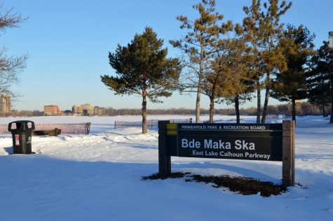 State renames Minneapolis lake