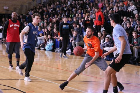 Photo Gallery: Pep fest Feb. 16