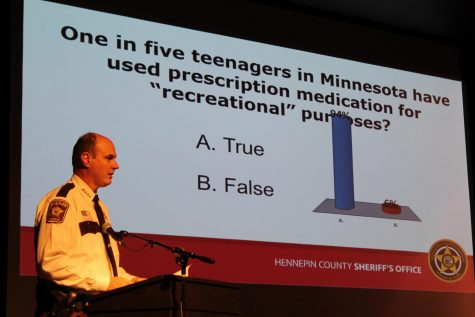 Drug trends: Discussion to help prevent future drug abuse
