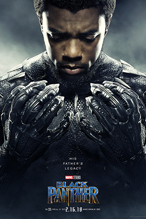 'Black Panther' delivers satisfactory entertainment