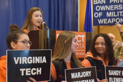 Youth rally advocates gun reform