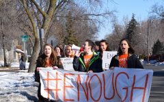 Gallery: #Enough student walkout