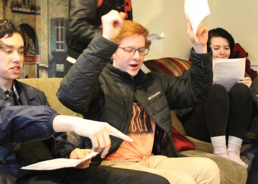 Film club throws Academy Awards party
