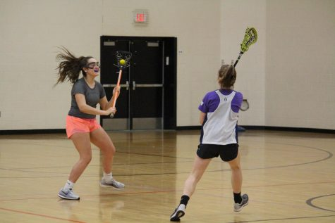 Girls' lacrosse captains share upcoming goals