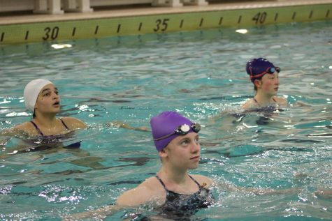 Synchro prepares for a successful season
