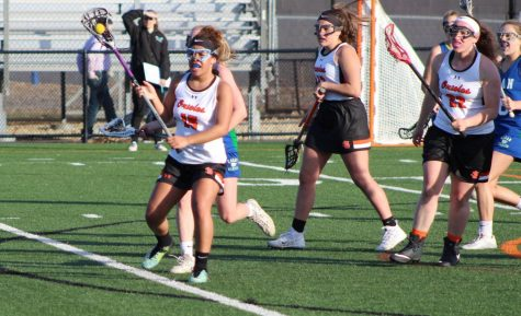 Girls' lacrosse falls to Eagan