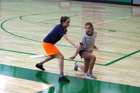 Girls' ultimate starts season with Edina Mixer