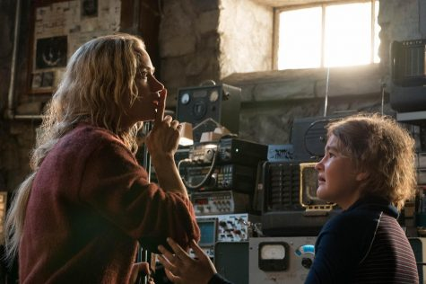 'A Quiet Place' brings depth to horror genre