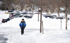 District remains in session despite snow storm conditions