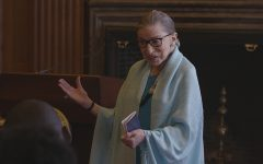 'RBG' charms, informs audience