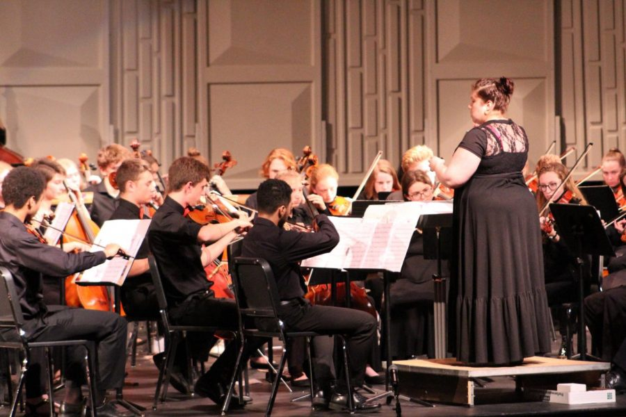 Orchestra ends year with spring festival