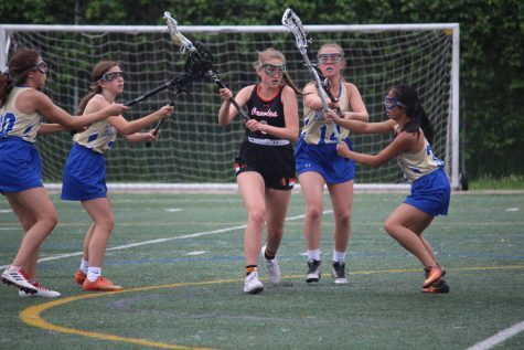 Girls' lacrosse beats Holy Angels