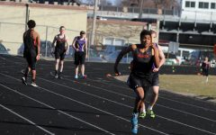 Metro West Conference track meet quiz