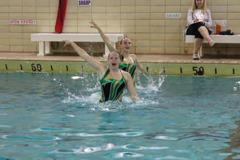 Synchro makes state for 23rd straight year