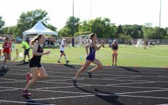 Girls' track and field Sections results