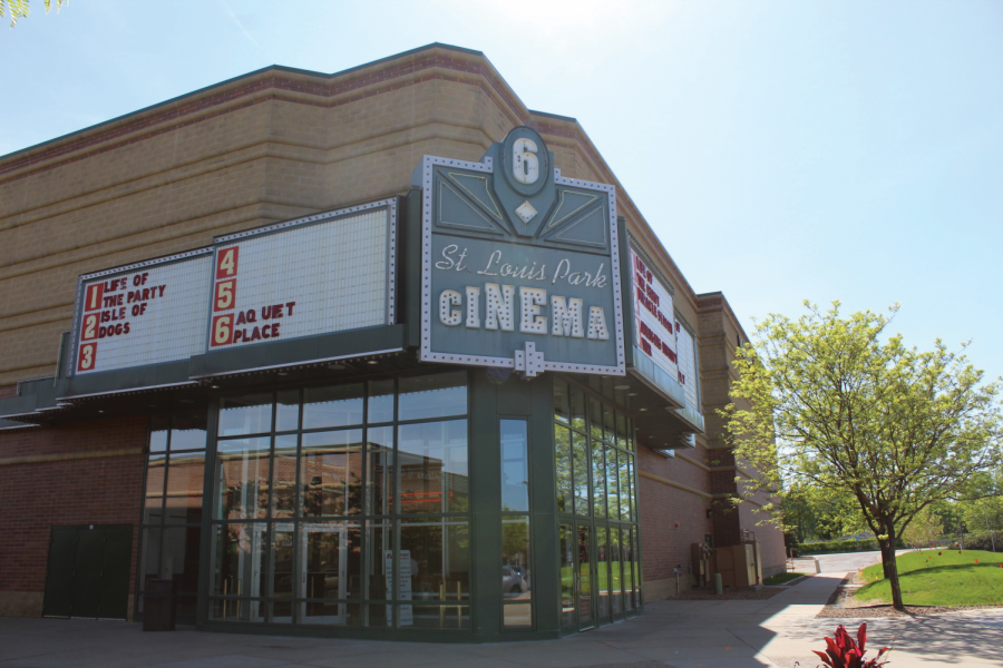 Movie theater prepares for shutdown by Park Nicollet – The Echo