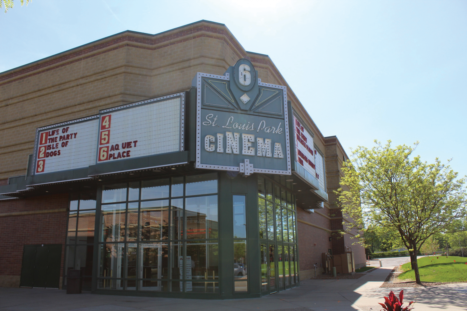 The Mann Cinema 6 located on Excelsior had their final showing on May 20. The building and surrounding buildings are going to be taken over by Park Nicollet.