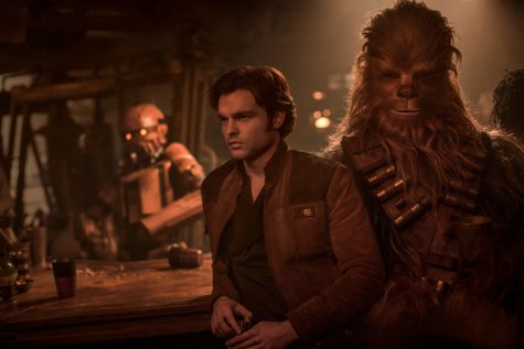 'Solo' delivers with appropriate tone