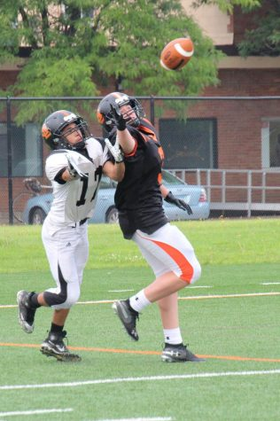 Football team works toward another successful season