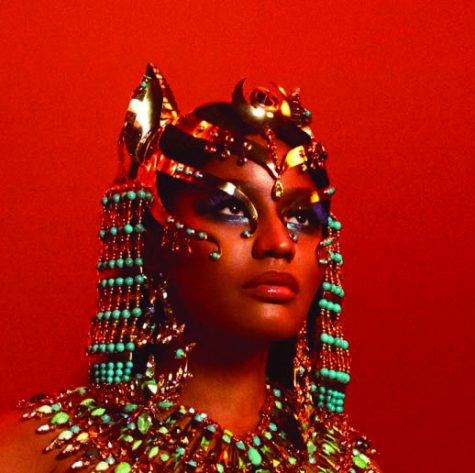 Nicki Minaj claims the rap throne with new release