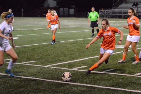 Girls' soccer looks to improve season
