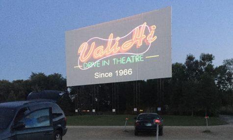 Vali-Hi Drive-In Theater open for the season