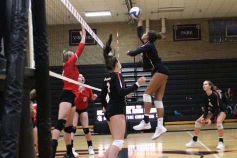 Volleyball prepares to face opposition