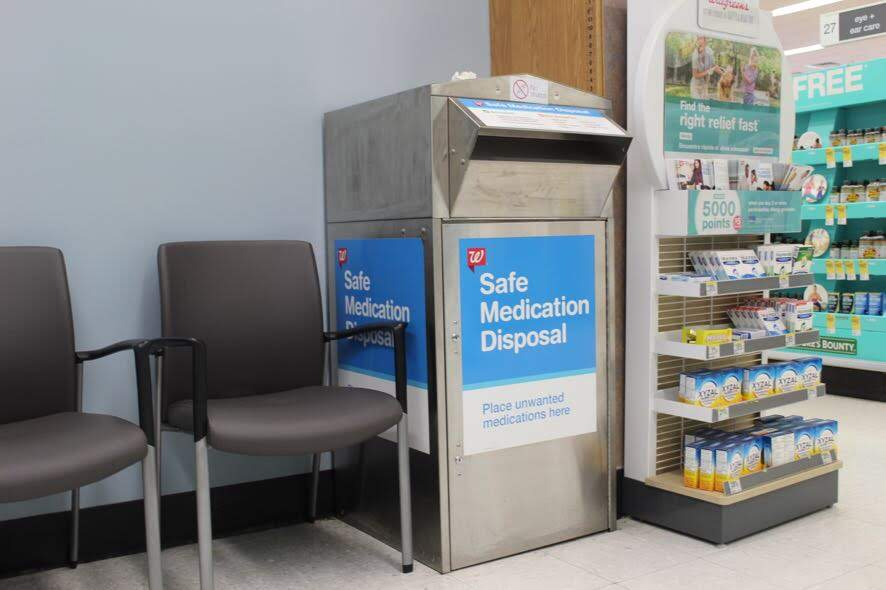 The+Safe+Medication+Disposal+kiosk+located+at+the+Walgreens+in+Hopkins+is+a+place+for+anyone+to+dispose+of+unwanted+prescription+drugs+free+of+charge.+Some+of+the+Walgreens+locations+that+have+these+kiosks+are+Hopkins%2C+Edina%2C+Eden+Prairie+and+Minneapolis.+