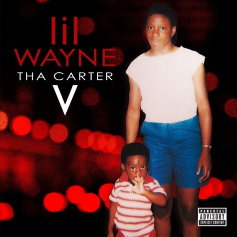 Lil Wayne's going home album
