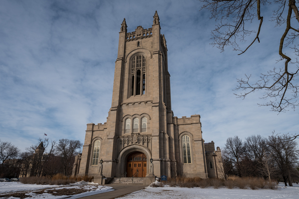 The convocation featuring Mae Jemison, the first woman of color to travel to space, will take place in Skinner Memorial Chapel at Carleton College in Northfield, Minnesota.