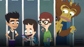 'Big Mouth' is the throwback no one wanted