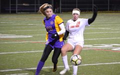 Girls' soccer team contends in sections game