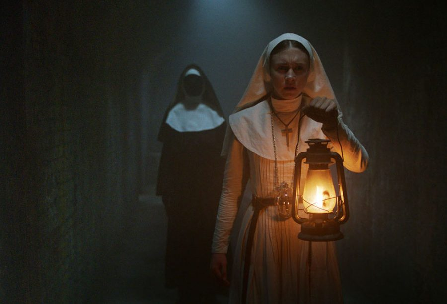 'The Nun' twists religion against viewers