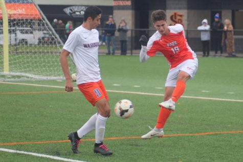 Boys' soccer faces first loss of the season