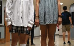 'Risky' dress code prompts discussion