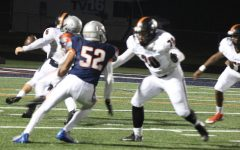 Football ends season with loss against Robbinsdale Cooper