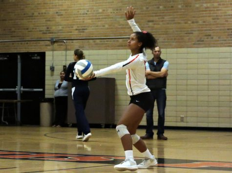 Volleyball captain commits to University of Colorado Colorado Springs