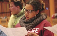 Junior sings in selective youth choir